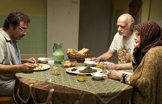 رضا و خانواده اش ...