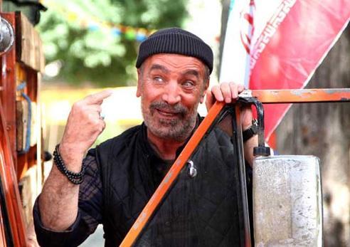 این عکس، نشاندهنده ی وضع فاجعه بارِ عکاسیِ پشت صحنه در سینمای ایران است!